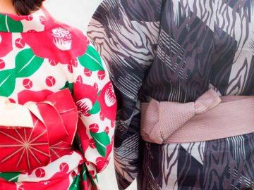 Nishijin Kimono obi festival 西陣きもの・帯フェスティバル