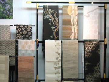 Fujifu, la tela de glicina 藤布