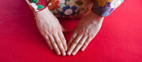 Modales kimono