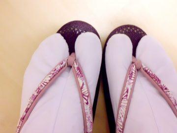 Tutorial: arreglar sandalias japonesas