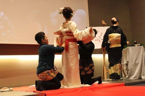 mochitsuki taikai exhibición