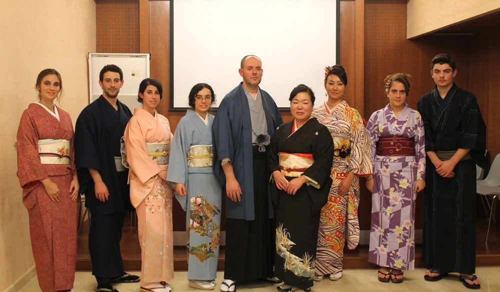 desfile kimono EIM