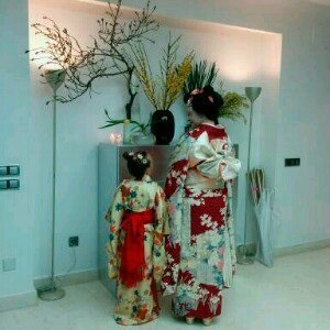 fiesta kimono