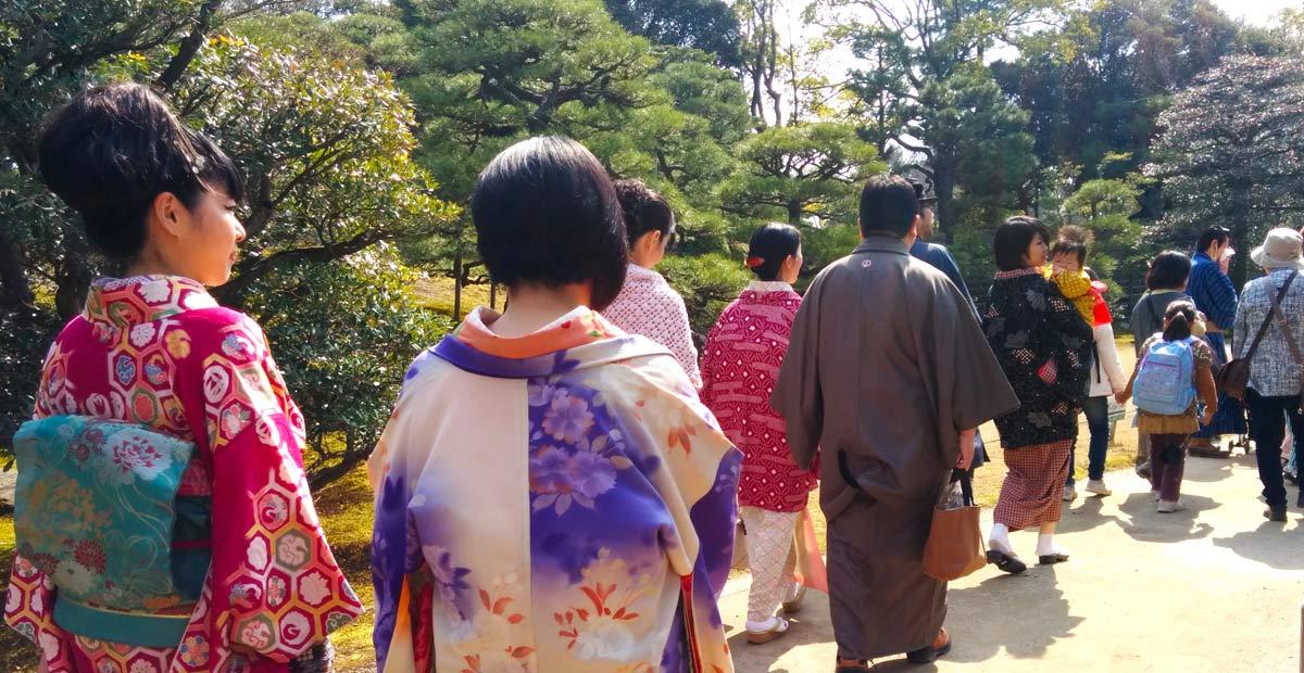 alquiler kimono