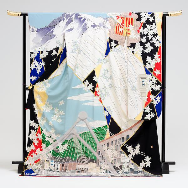 imagine one world kimono project