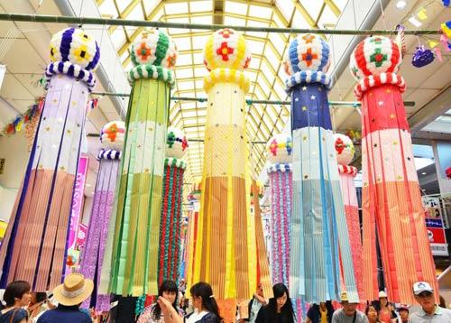 fukinagashi tanabata