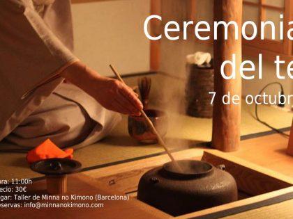 Taller: ceremonia del té