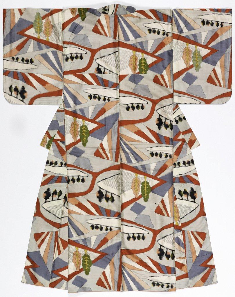 Kimono Meisen acabado