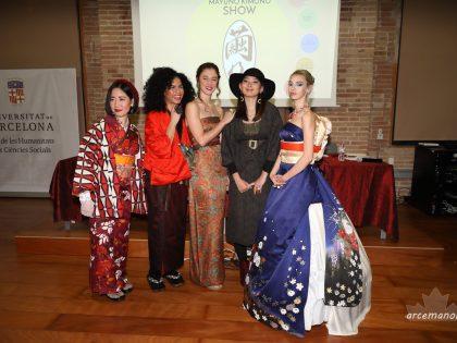 Tradición y futuro del kimono: el kimono como arte y como vestido