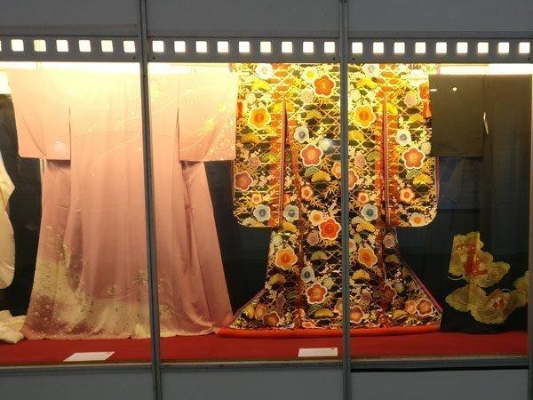 Kimonos formales
