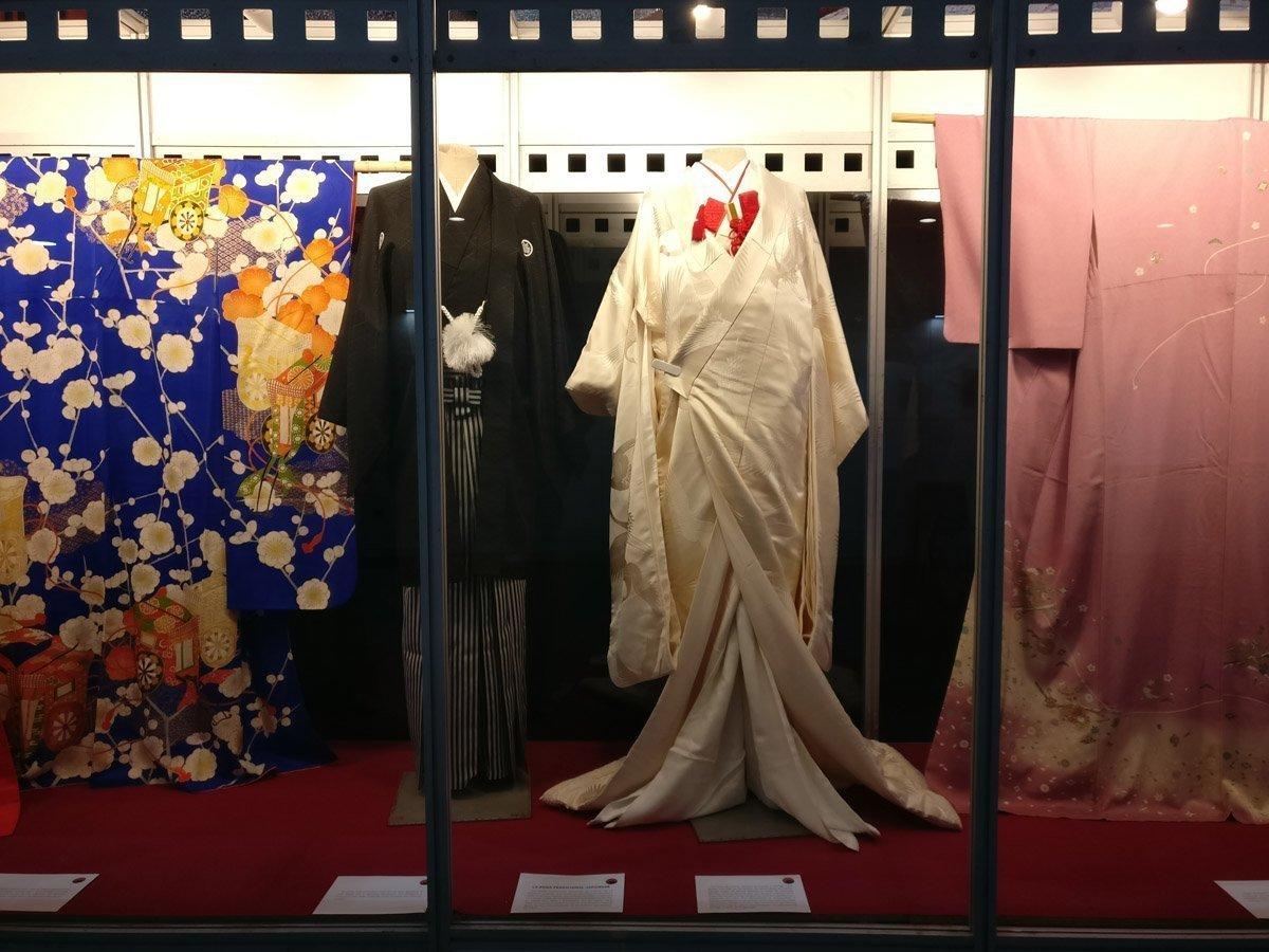 Kimonos de boda
