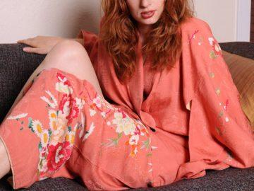 Kimono para estar cómoda