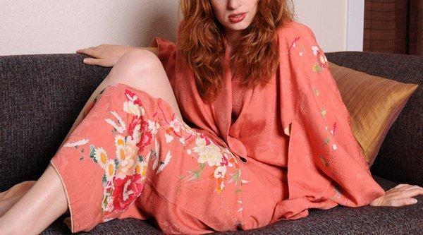 kimono cómodo