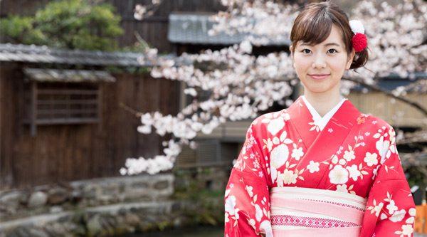 kimono tradicional