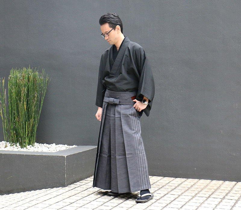 kinagashi hakama