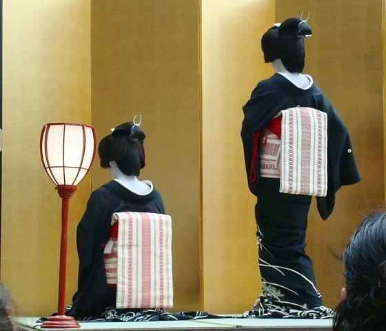 obi hakata geisha