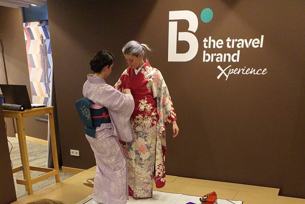 conferencia en b the travel brand
