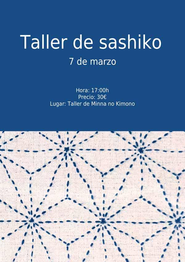 taller de sashiko