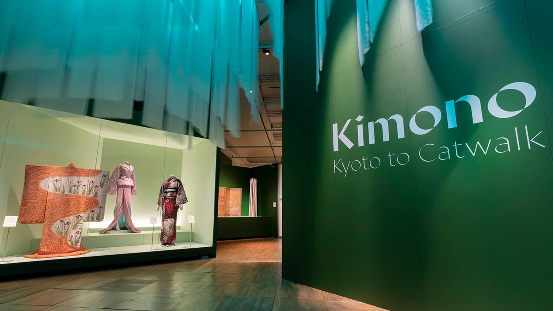 Kimono: Kioto to catwalk