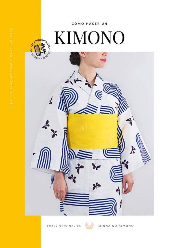 como hacer un kimono