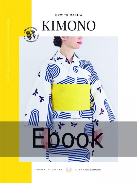 how to make kimono