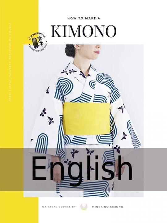 how to make kimono