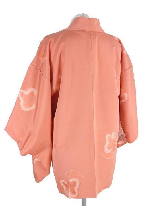 chaqueta kimono seda