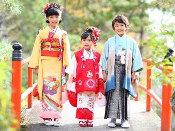 Shichigosan, el festival de los niños