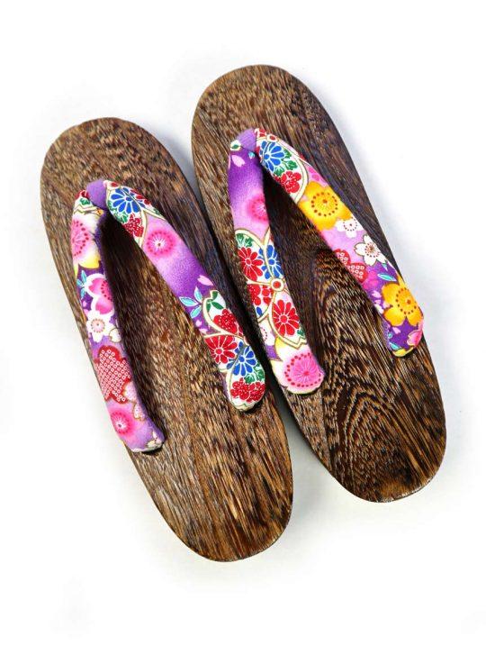 geta sandalia japonesa