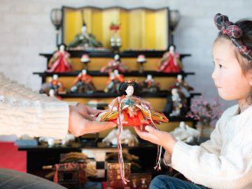 Hinamatsuri, el festival de las niñas