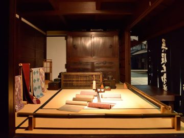 Gofuku no hi, día del kimono 呉服の日