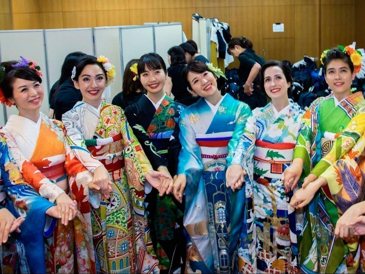 kimono proyecto