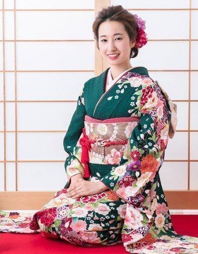 kimono japones tradicional